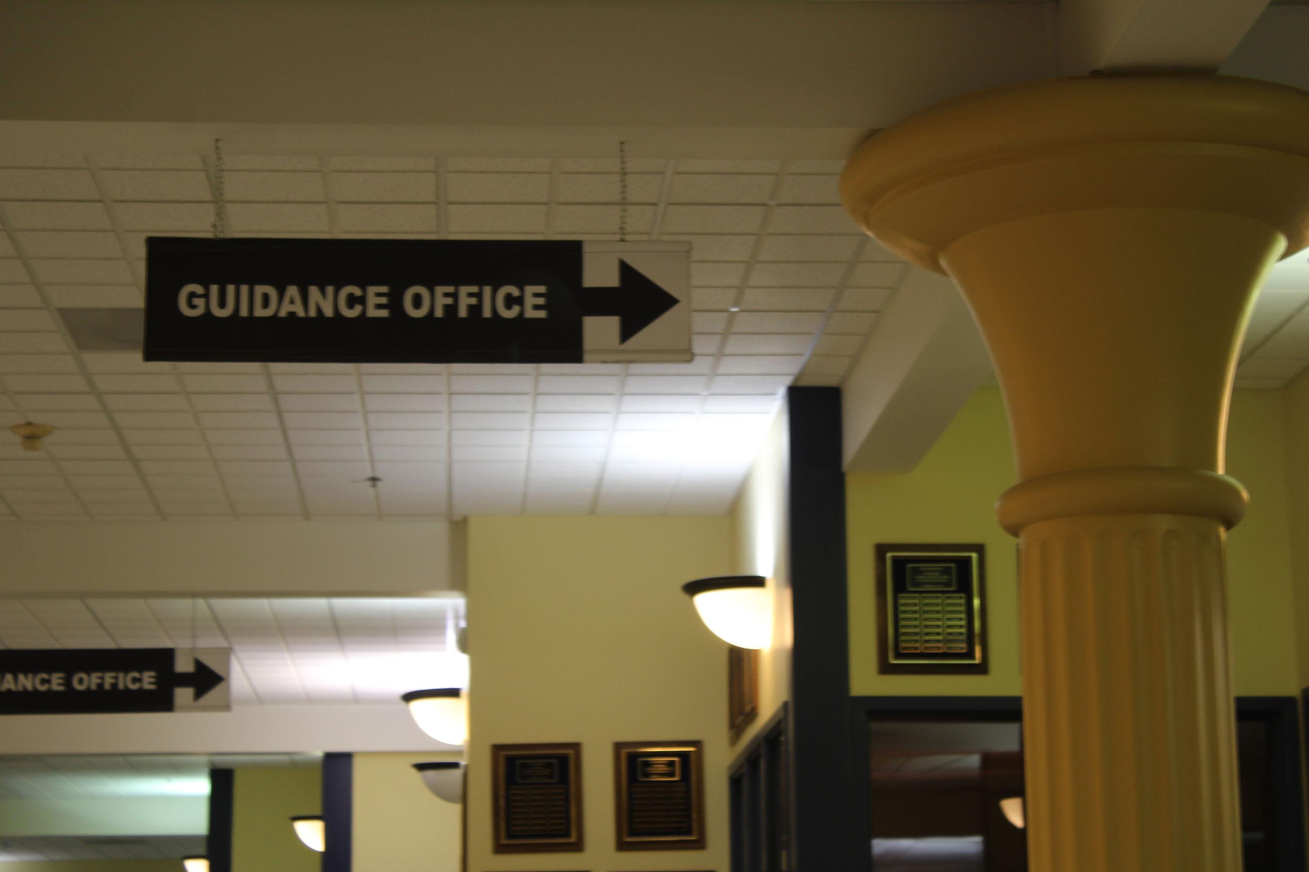 Guidance Office, home of Wootten before her retirement.