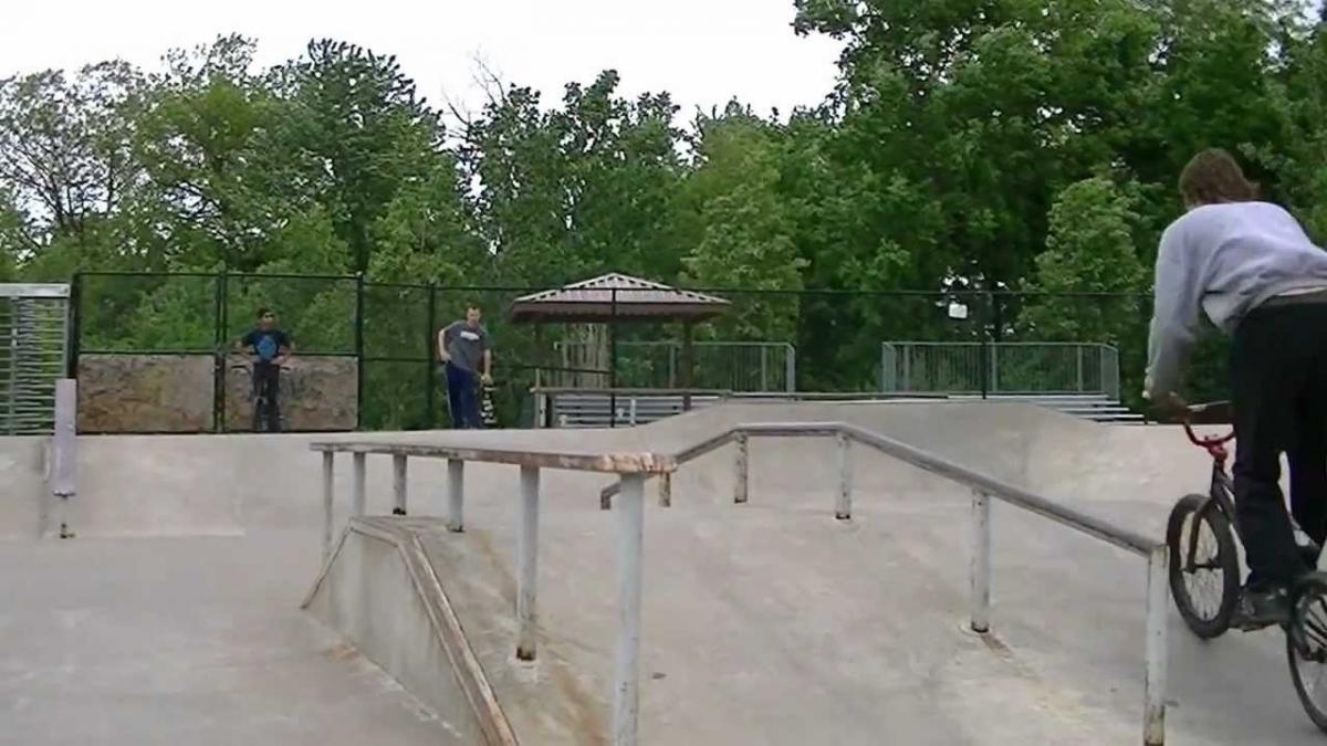 Elm Skatepark
