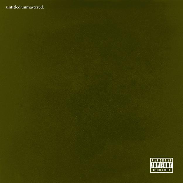 Kendrick Lamar's most recent album