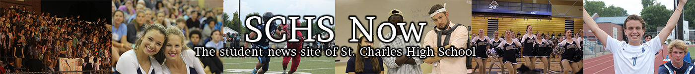 The student news site of St. Charles High School