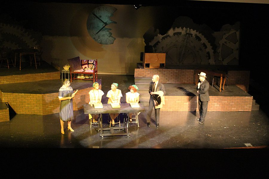 'Radium Girls' Revamp
