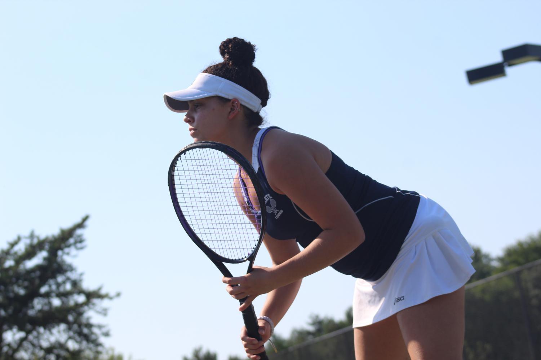 Girls+Tennis+vs+Ft.+Zumwalt+North