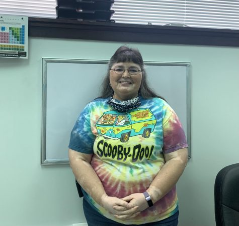 Amy Walker is a new special education teacher at SCHS.