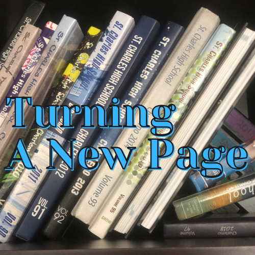 Turning a New Page
