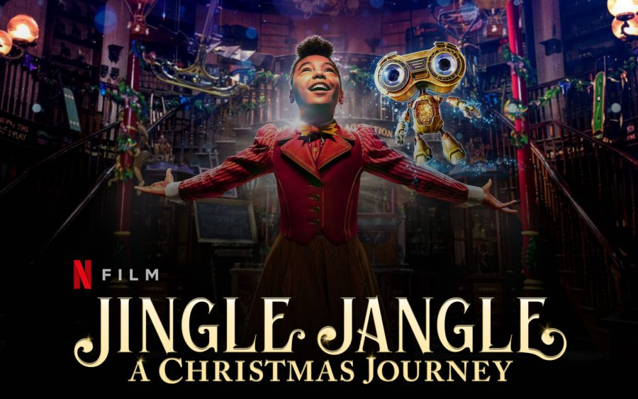 Jingle Jangle: A Christmas Journey Review